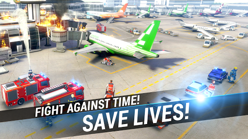 EMERGENCY HQ - free rescue strategy game apkpoly screenshots 1