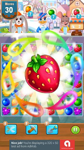 Juice Jam Match 3 Fun screenshot 2