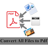 Convert All Files to PDF