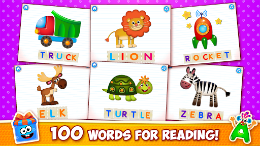 Baby ABC in box Kids alphabet games for toddlers android2mod screenshots 6