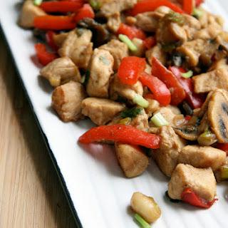 Kung Pao Chicken (or Tofu)