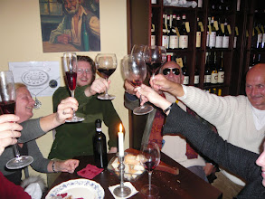 Photo: Salute!! New Wine Bar Argegno Now Open! 29-11-08