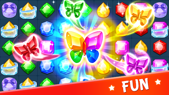 Download Jewels Legend Match 3 Puzzle Mod APK (Unlimited Coins) Android 7