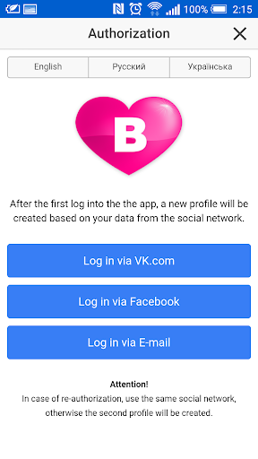InDating - new dating 1.9.8 screenshots 6