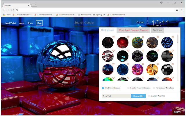 Chrome Web Store Wallpapers Cars 3d Wallpapers Hd New Tab Themes Free Addons