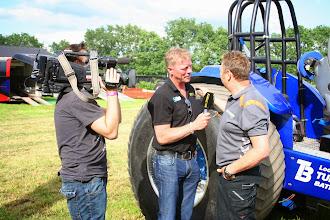 Photo: Interview met Theo voor RTL7