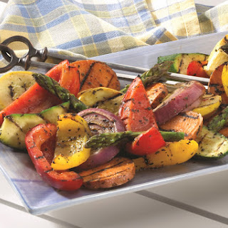 Grilled Mixed Vegetables Olive Oil Recipes