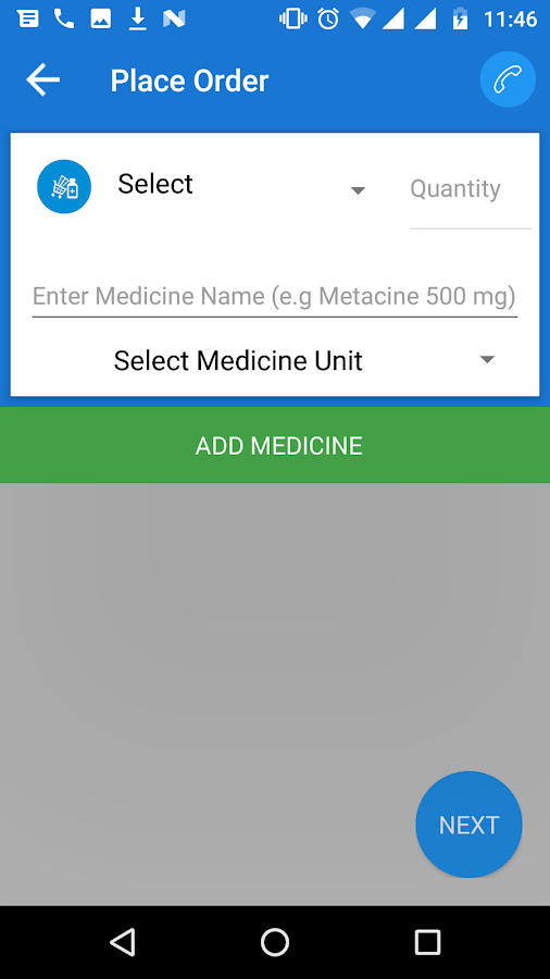 eSwasthya-20% off on Medicines- screenshot