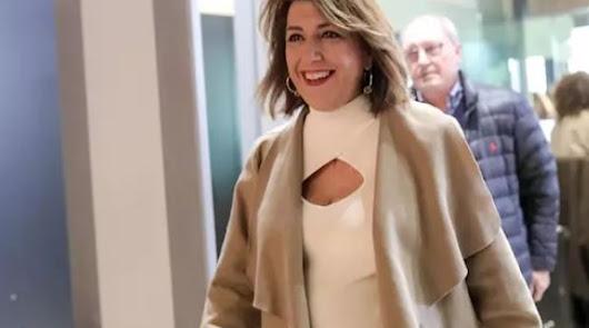 """Susana Díaz: """"¡El mayor regalo que te puede dar la vida!"""""""