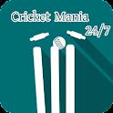 Cricket Mania Live 24/7 update icon