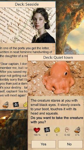 Captain's Choice: text quest apkslow screenshots 5