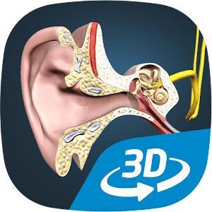 App The mechanism of hearing VR 3D APK for Windows Phone