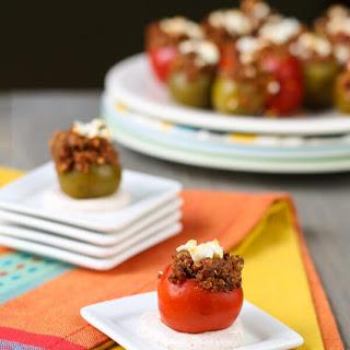 Chorizo Chile Poppers