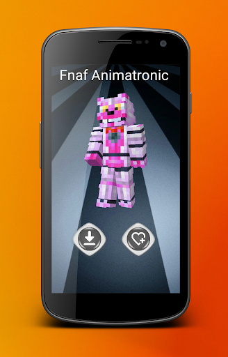 Animatronics Skins 1.1b screenshots 7