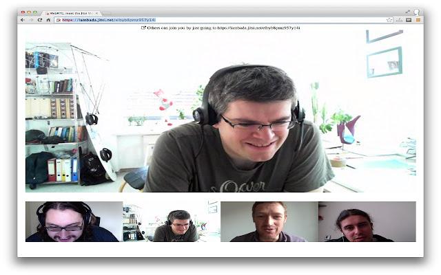 Jitsi Desktop Streamer - FREEIT