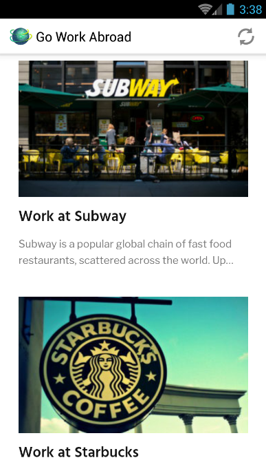go work abroad android apps on google play