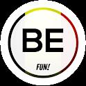 Belgium Radio + Wallpaper icon
