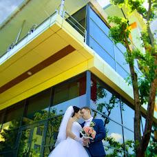 Wedding photographer Andrey Kolomiec (vedmedik). Photo of 23.06.2014