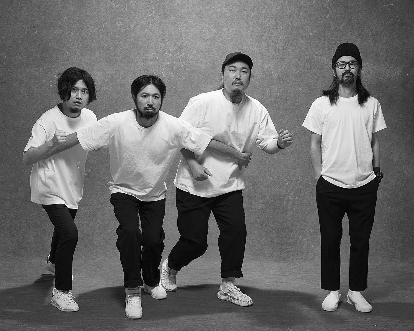 日本跨領域演奏樂團 SPECIAL OTHERS 睽違5年新輯發行 《WAVE》邀你一同乘風破浪