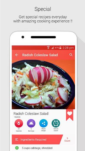 Salad Recipes 25.7.3 screenshots 2