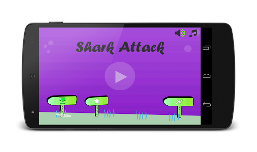 Sea Shark Attack
