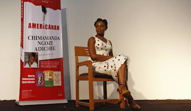 Photo: Chimamanda Ngozi Adichie - autora de Americanah