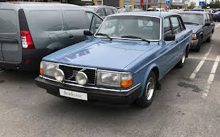 Volvo 244 Gl Rent Blekinge