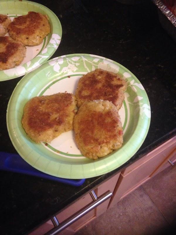 Crab Cakes Mmb Recipe