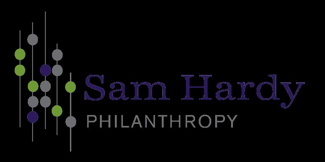 Sam Hardy Philanthropy logo