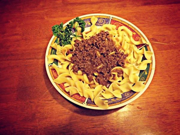 Beef Noodle Pasta Recipe