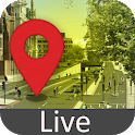 Live Street View Earth Maps & GPS icon