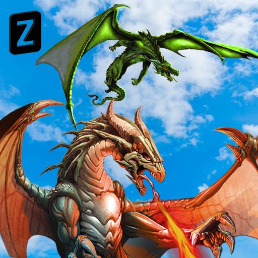 Flying Dragon Racer Real Adventure Simulator