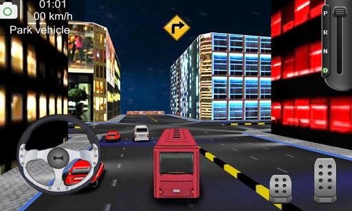 3D Bus Simulator apktram screenshots 6