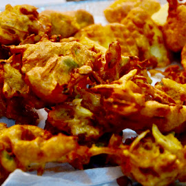 Pakora by Nadeem M Siddiqui - Food & Drink Plated Food