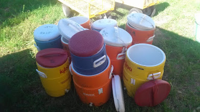 Photo: Water coolers