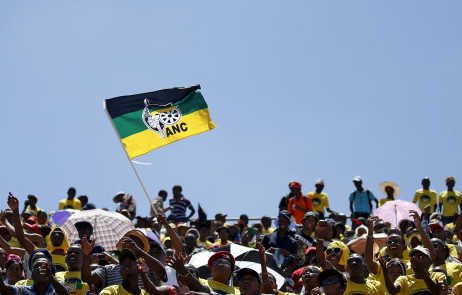 ANC supporters. Picture: REUTERS