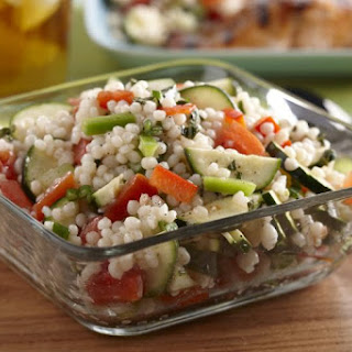 Colorful Couscous Salad.