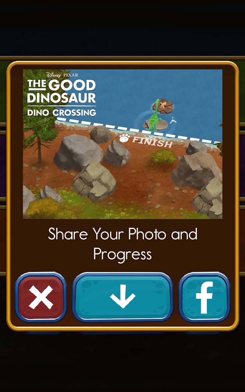 Good Dinosaur: Dino Crossing screenshot #6