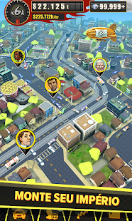 Crazy Taxi Gazillionaire Android screenshot