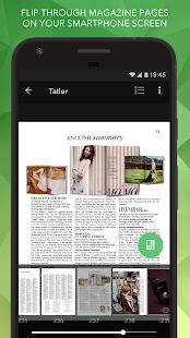 kiozk –magazines online - náhled