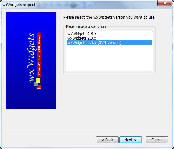 how to use wxwidgets c++