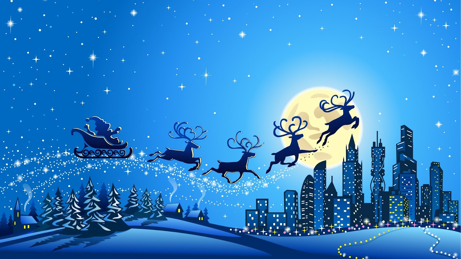 Image result for twas the night before christmas images