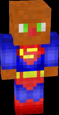 Rudolph Superman
