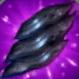 怪獣の甲羅