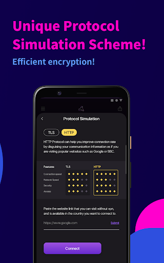 Tachyon VPN screenshot 5