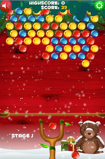 Bubble Christmas Shooter FREE