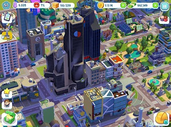 City Mania: Town Building Game APK screenshot thumbnail 7