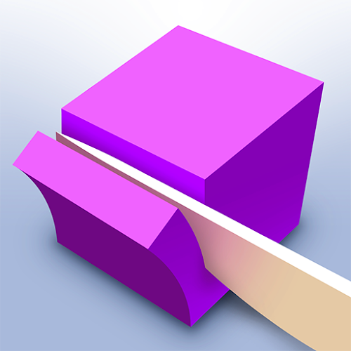 ASMR Slicing(Mod Money) 1.6.0mod