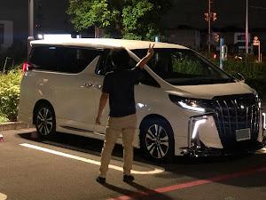 アルファード AGH30Wのカスタム事例画像 TAKAHIROさんの2020年09月22日23:26の投稿