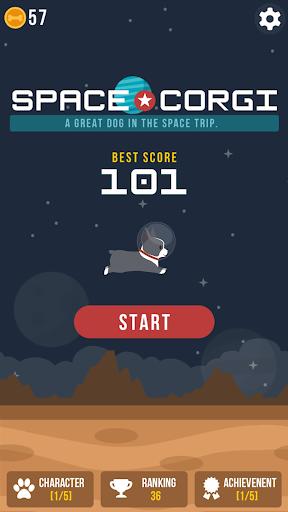 街機必備免費app推薦|Space Corgi (宇宙旅行の子犬)線上免付費app下載|3C達人阿輝的APP